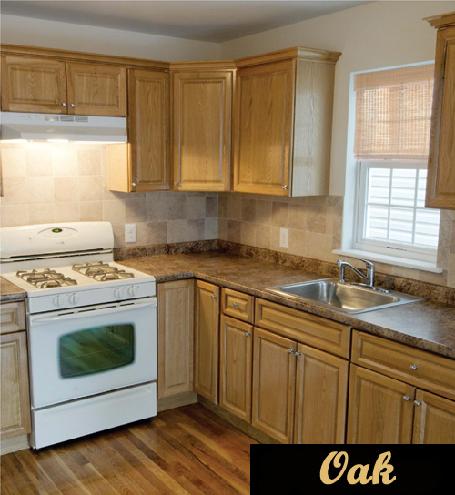 Kitchen Cabinets For Sale: Classic Oak Cabinet Sale