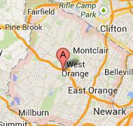essex county NJ map