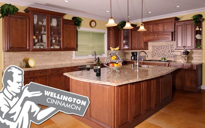 wellington cinnamon