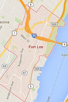 fort-lee-nj-map