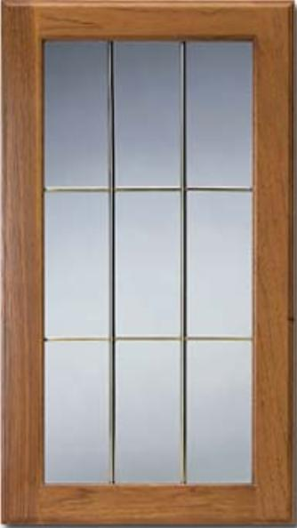 110 Leaded Glass