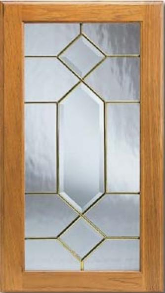 112 Leaded Glass