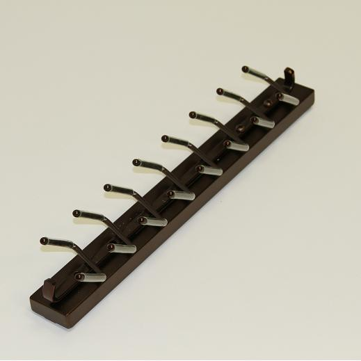 Deluxe Sliding Tie Rack As Low As 1 581 Wholesale