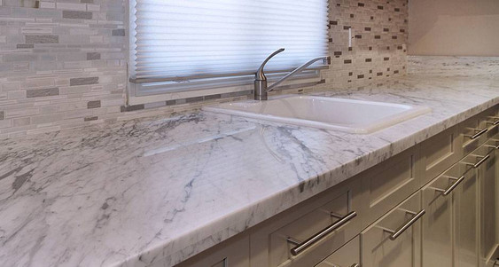 Marble Countertop Surfaces Are Timeless, Classic, Elegant, And Resilient.  If You Are Looking For A Natural Surface To Last Through The Years, ...